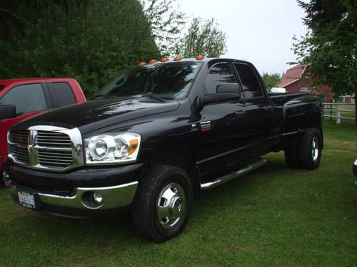 2008 dodge 3500 dually 4x4 for sale in boistfort washington. Cars Review. Best American Auto & Cars Review