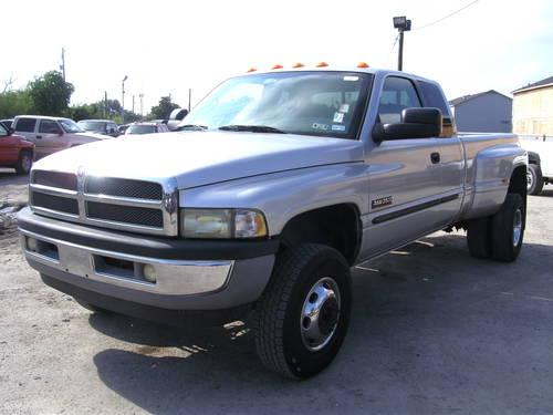 2002 dodge ram 3500 diesel dually 4x4 xcab laramie for sale in pasadena texas classified. Black Bedroom Furniture Sets. Home Design Ideas