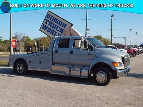 F650 Ford Dually Hauler Auction | Release Date, Price And