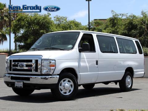 2014 Ford Econoline 350 Super Duty 3 Door Van