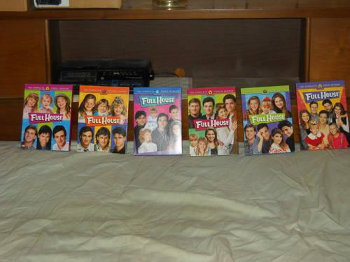 Bewitched DVD's