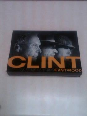 Clint Eastwood DVD set