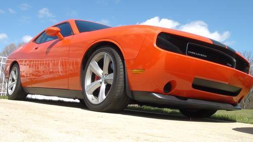 2008 Dodge Challenger SRT8 First Edition 11,000 miles Super Charger