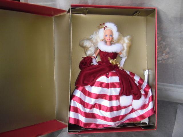 Peppermint Princess Barbie 1994 Limited Edition 13598 NEW NIB