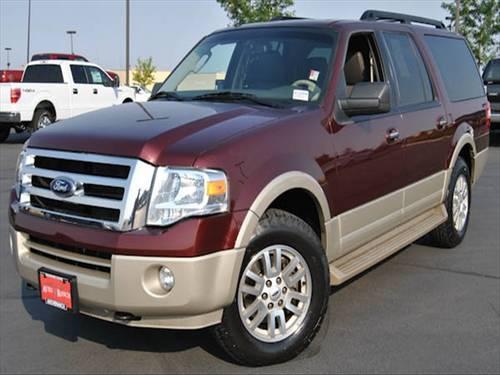 2009 Ford Expedition EL SUV 4X4