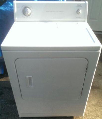 Roper Heavy Duty Super Capacity Electric Dryer With Free Delivery!!