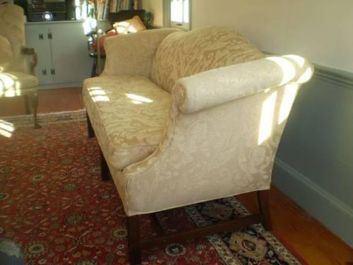 Camelback Sofa High End By Clayton Marcus For Sale In North Hampton New Hampshire Classified