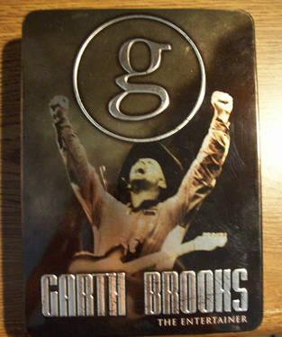 2006 Garth Brooks - The Entertainer 5-DVD boxed set.