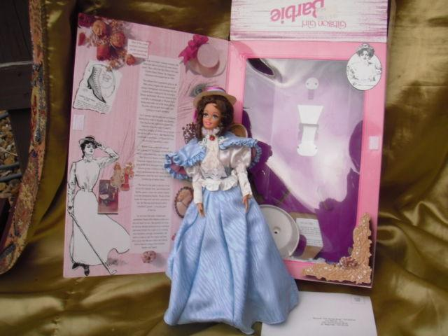 1920's Flapper Barbie Doll The Great Eras 1993 Collector Edition Mint