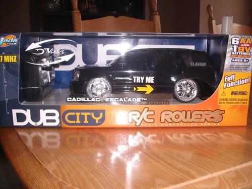 R/C Cadillac Escalade