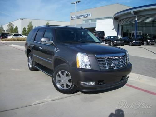 2010 cadillac escalade suv for sale in grapevine texas classified. Cars Review. Best American Auto & Cars Review