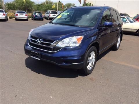 2011 Honda CR-V SUV EX-L Sport Utility 4D