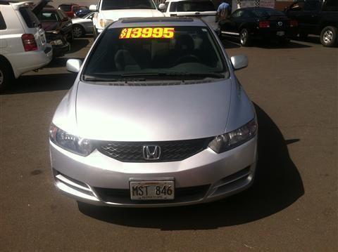 2009 Honda Civic Coupe EX Coupe 2D