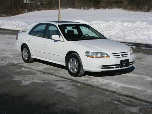 2002 Honda Accord EX...EXCELLENT condition!
