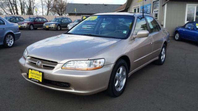 2000 Honda Accord EX WWARRANTY