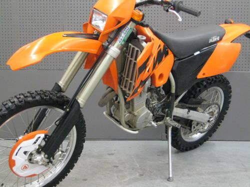 2004 ktm 450 exc 450exc 04 for sale in mountain view california classified. Black Bedroom Furniture Sets. Home Design Ideas