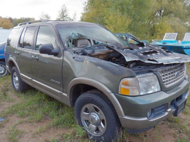 Parting Out 2002 Ford Explorer Eddie Bauer