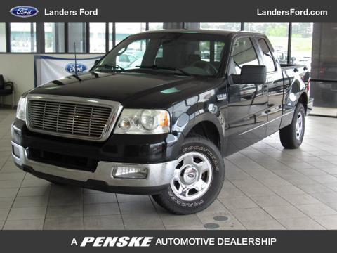 2005 Ford F-150 4 Door Extended Cab Flareside Truck