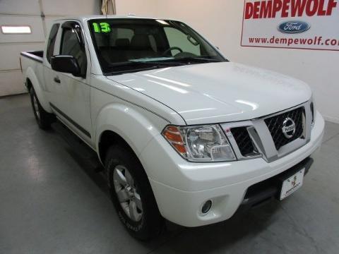 2013 Nissan Frontier 4 Door Extended Cab Long Bed Truck