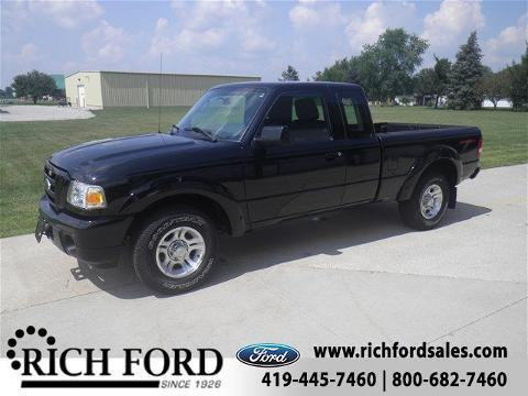 2011 Ford Ranger 4 Door Extended Cab Long Bed Truck