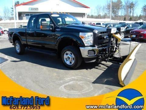 2012 FORD F-250 EXTENDED CAB PICKUP