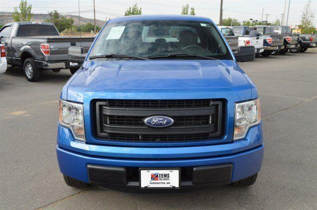 2013 Ford F-150 Extended Cab Pickup