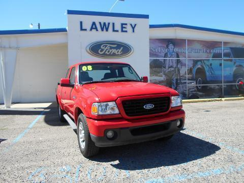 2008 Ford Ranger 2 Door Extended Cab Short Bed Truck