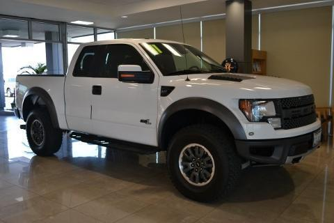 2011 Ford F-150 4 Door Extended Cab Short Bed Truck