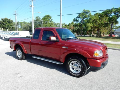 2011 Ford Ranger 2 Door Extended Cab Short Bed Truck