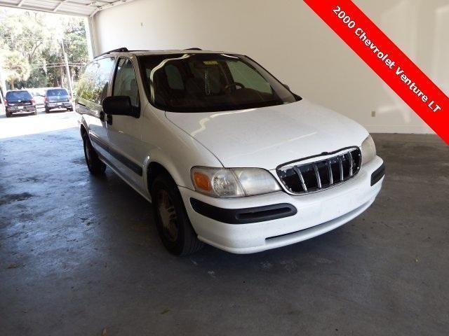 2000 Chevrolet Venture 4D Extended Passenger Van LT