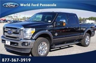 2012 FORD SUPER DUTY F-250 SRW PK