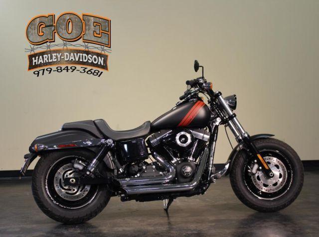 2014 Harley-Davidson FXDF Dyna Fat Bob (318043)