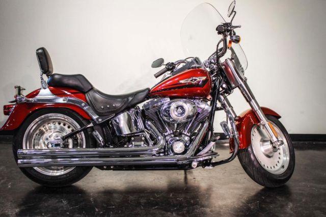 2007 Harley-Davidson FLSTF Fat Boy (090584)