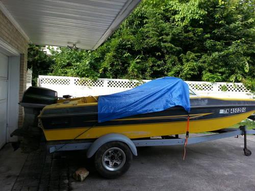 Selling my 1976 norris craft fish and sky boat projet for for Norris craft boats for sale