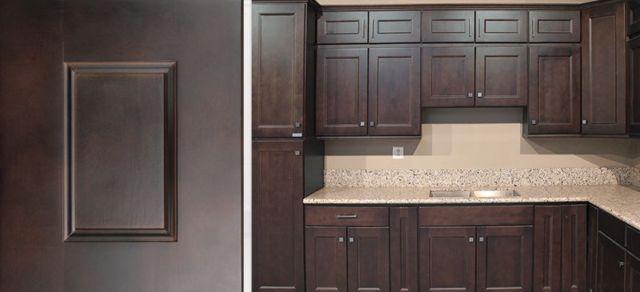 Kitchen Cabinets for Granite