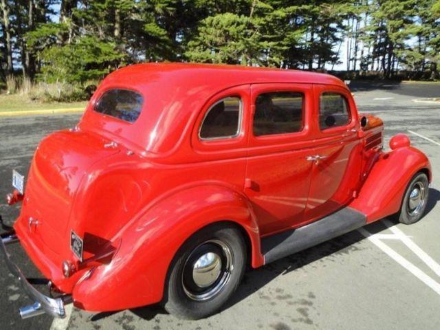 1936 Ford 4 door Humpback for sale (OREGON) - $36,000