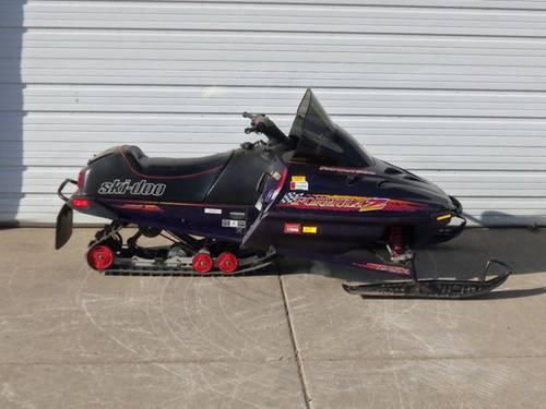 1997 Ski Doo Formula Z 583 For Sale In Junius  South