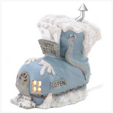 Snowbuddies Musical Fountain