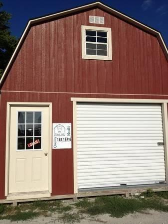 Cottage Style Shed built on your lot from 8x10 to 12 x 24