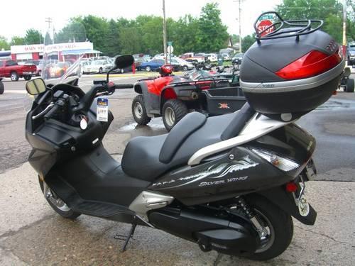 2008 Honda FSC600 Silverwing