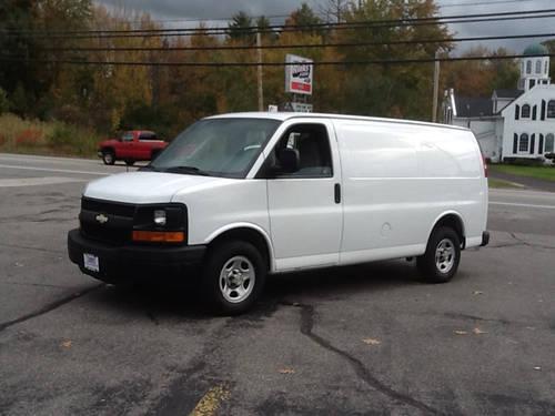 2006 Chevrolet Express Cargo Van Full-size Cargo Van 1500