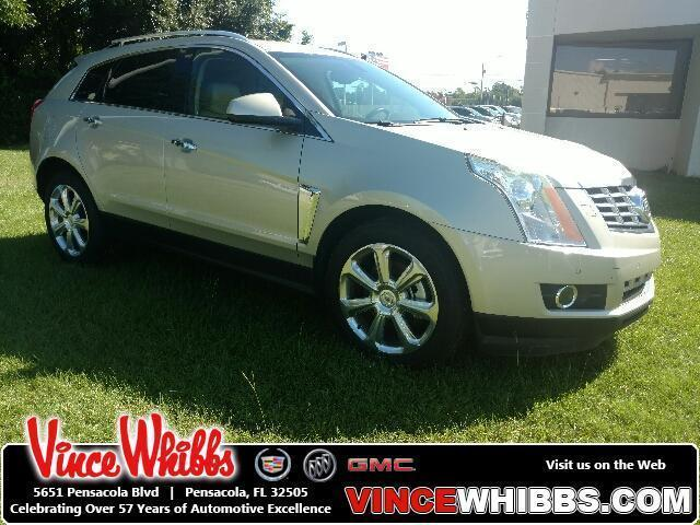 2013 Cadillac SRX Sport Utility FWD 4dr Performance Collection