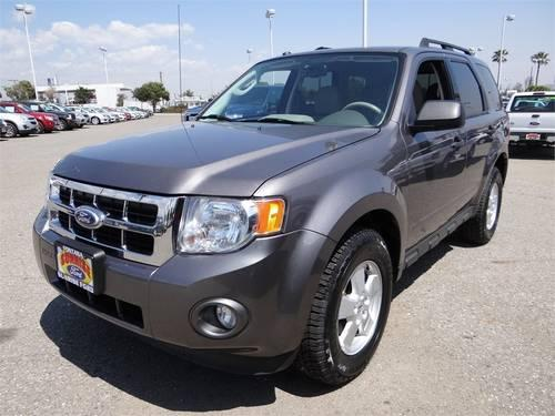 2010 FORD Escape SUV FWD 4DR XLT