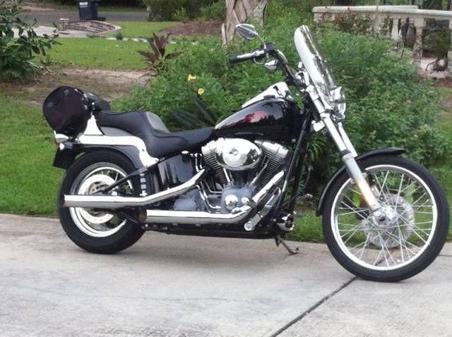 2008 Harley Davidson FXCWC Rocker