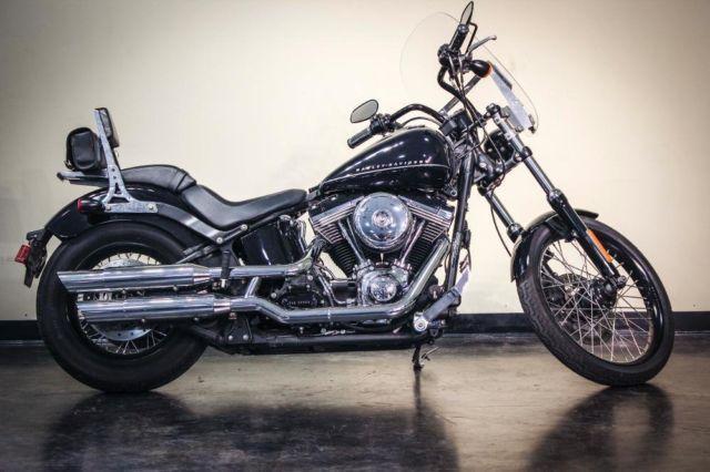 2012 Harley-Davidson FXS Blackline(020496)