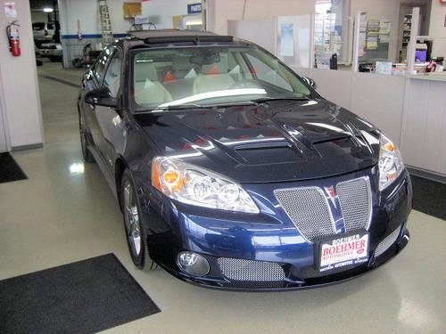 2008 pontiac g6 gxp for sale in lake barrington illinois classified. Black Bedroom Furniture Sets. Home Design Ideas