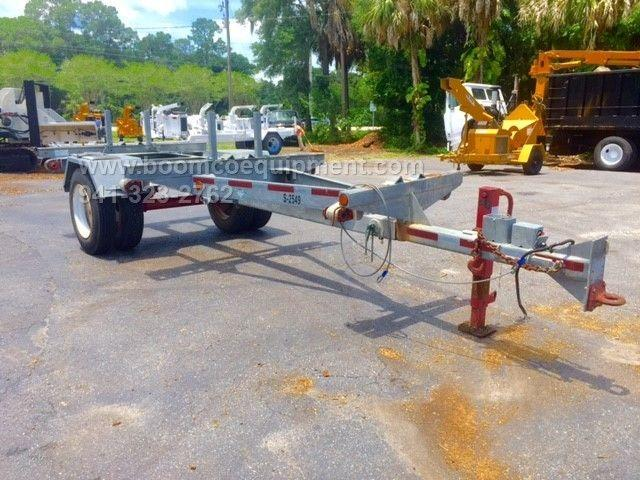 pole trailer for sale Butler BP1300 Galvanized 31ft extended ? B02549