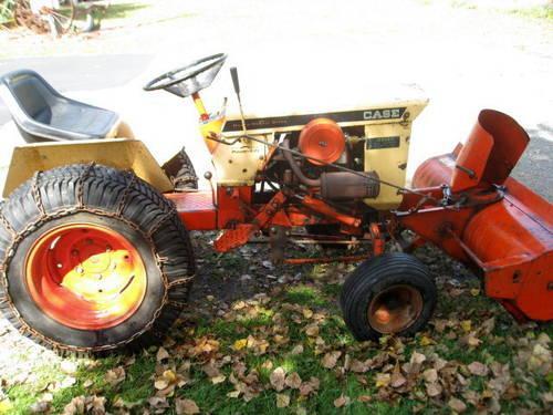 Case 195 Lawn Garden Tractor For Sale In Niles Michigan