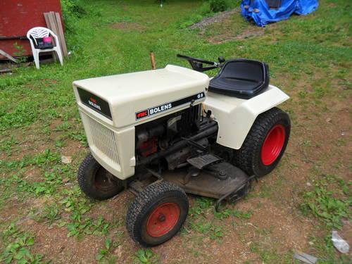 Bolens G9 Lawn & Garden Tractor