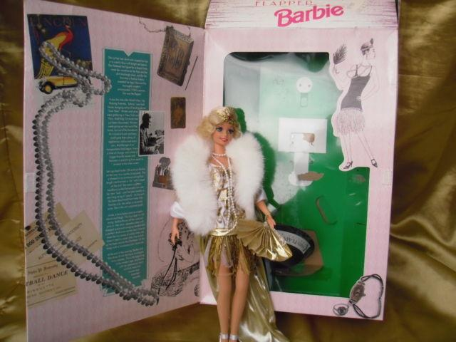 BARBIE DOLL 1993 GIBSON GIRL THE GREAT ERAS